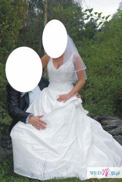 Suknia ślubna- Cosmobella model 7293