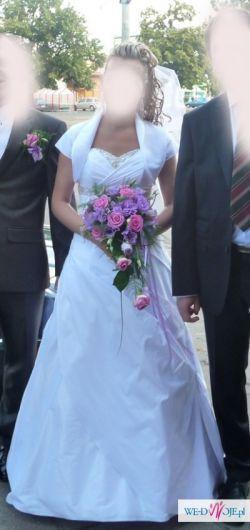Suknia Ślubna Creme Coctail