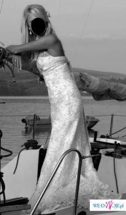 suknia ślubna cymbeline 36/38 Mariees de paris