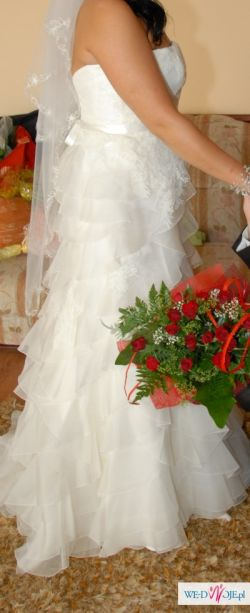 Suknia ślubna Cymbeline -Colibri
