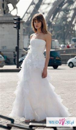 Suknia Ślubna Cymbeline Colibrie z kryształkami Swarovskiego
