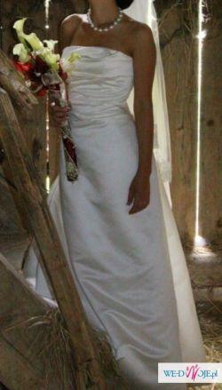 SUKNIA SLUBNA CYMBELINE DAMILLE 2010/ ESPIEGLE 2011!!!