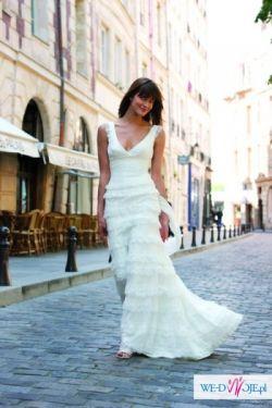 Suknia ślubna Cymbeline Dolly/Exalto+halka