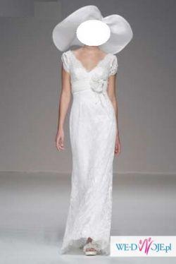 Suknia ślubna. Cymbeline Fado. Very Chinc + dodatki w prezencie