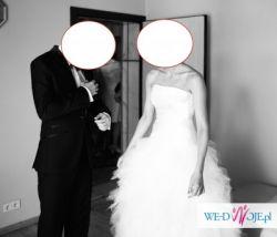 Suknia Ślubna Cymbeline Gigi - rozmiar 36
