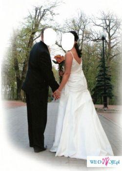 suknia ślubna CYMBELINE Justin Alexander 8231
