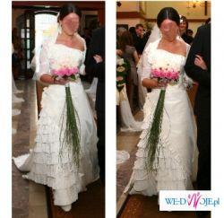 Suknia ślubna Cymbeline MARIEES DE PARIS model HANAN 2009