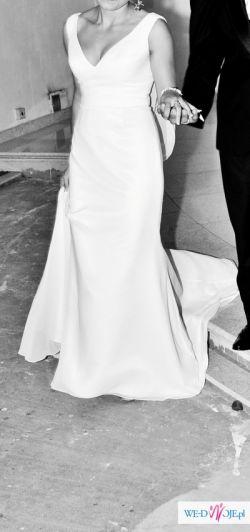 SUKNIA Ślubna CYMBELINE model CALIPSO