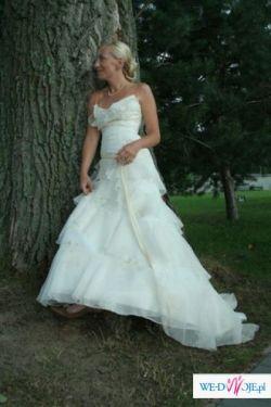 suknia ślubna Cymbeline model Cordoba