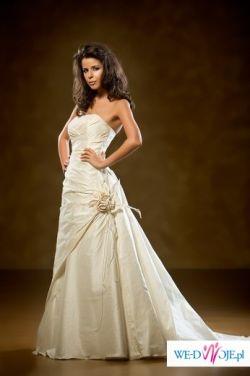 Suknia ślubna CYMBELINE model Mystic Mindy r34-36