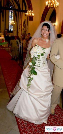 Suknia ślubna Cymbeline model OURAGAN  roz.34/36