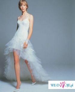suknia ślubna Cymbeline  model Taylor Long