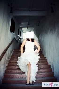 Suknia ślubna Cymbeline Paris Euriell PIĘKNAroz.46