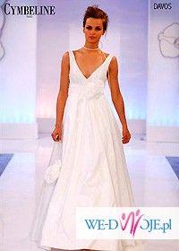Suknia ślubna CYMBELINE PARIS model DAVOS
