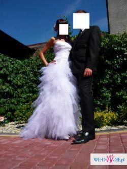Suknia ślubna cymbeline piękna