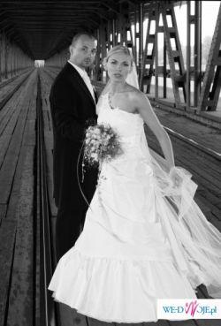 Suknia ślubna Cymbeline Racine