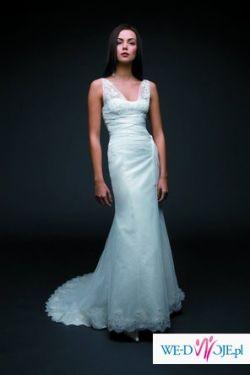 Suknia slubna Cymbeline w kolorze białym!!!!!!!