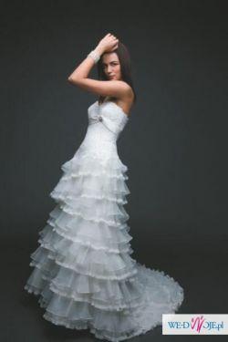 Suknia Ślubna Cymberline/Honorine