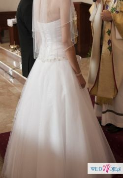 Suknia ślubna DAMIGELLA