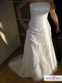 Suknia ślubna DANALEA/Gala  biała
