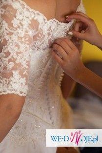 Suknia ślubna - DAVIV TUTERA