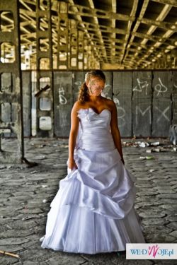 Suknia ślubna Debi