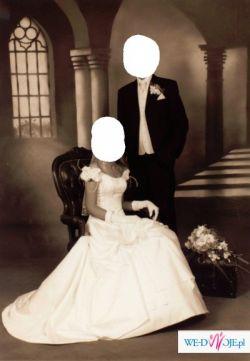 Suknia ślubna Delfina Z Kolekcji Madame Zaręba Suknie ślubne