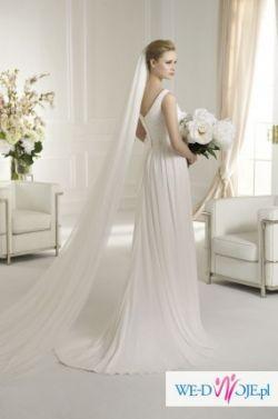 Suknia ślubna Delikatna Lekka Zwiewna Odin 5040 Suknie