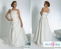 suknia ślubna Demeter - sprzedam