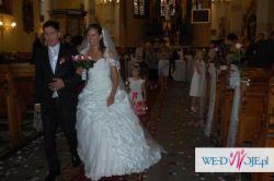 Suknia ślubna Demetrios