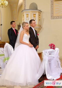 suknia ślubna demetrios 2751, r. 36