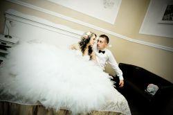 Suknia Ślubna Demetrios 2829