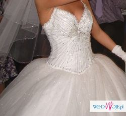 Suknia ślubna Demetrios 896