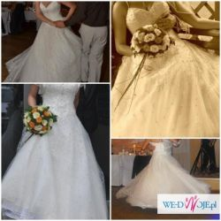 Suknia Ślubna Demetrios 960