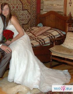 Suknia ślubna Demetrios r.38