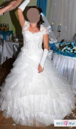 Suknia ślubna diamante emmi mariage