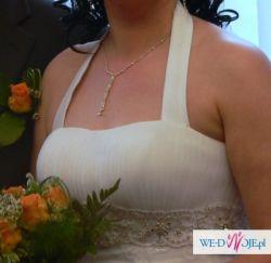 suknia ślubna DIAMOND - okazja tylko 500zł