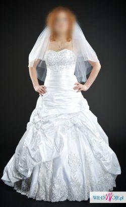 "Suknia ślubna ""Diana"""