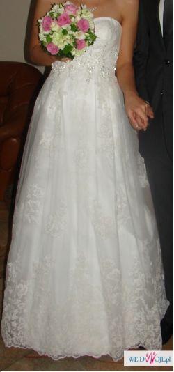 suknia ślubna Diss
