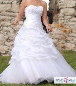 Suknia ślubna dla Ciebie !!