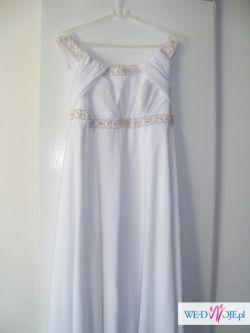 suknia ślubna dla kobiety w ciąży i nie tylko