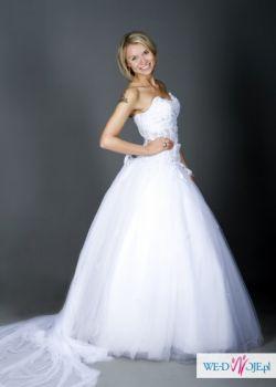 Suknia ślubna dla Księzniczki