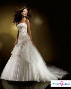 Suknia ślubna dla Księżniczki Benjamin Roberts 911