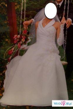 Suknia Ślubna dla najpiękniejszej