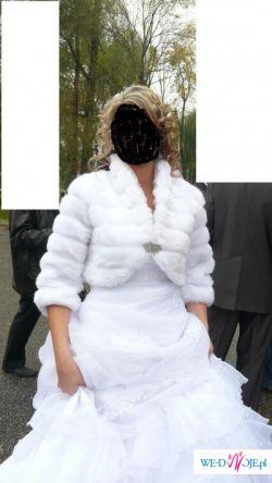 Suknia ślubna dla Princessy!!