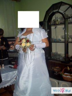 suknia slubna dla puszystej