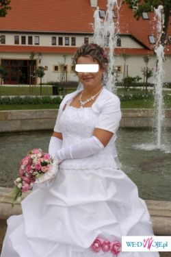 suknia ślubna dla puszystej i nie tylko