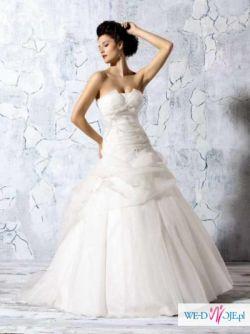 Suknia ślubna dla szczupłej, Elizabeth Passion E-2244T