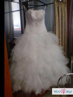 suknia ślubna dla wysokiej dziewczyny
