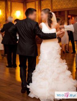 Suknia ślubna Dla Wysokiej Dziewczyny La Sposa Danza Suknie
